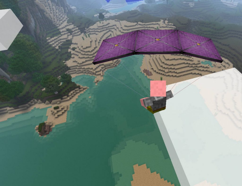 Parachute Mod Screenshot 3