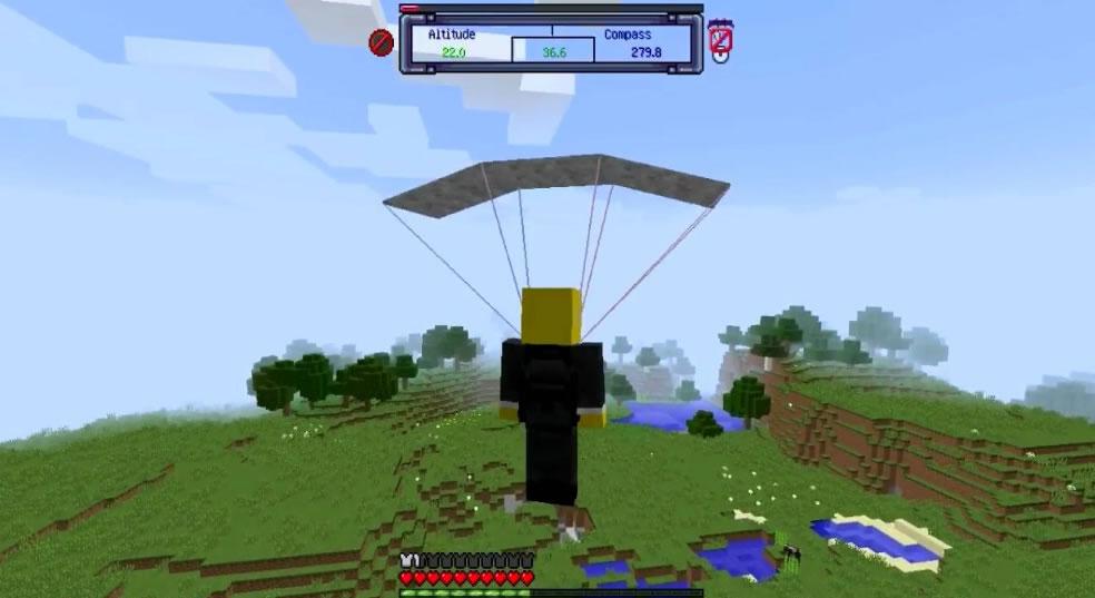 Parachute Mod Screenshot 4