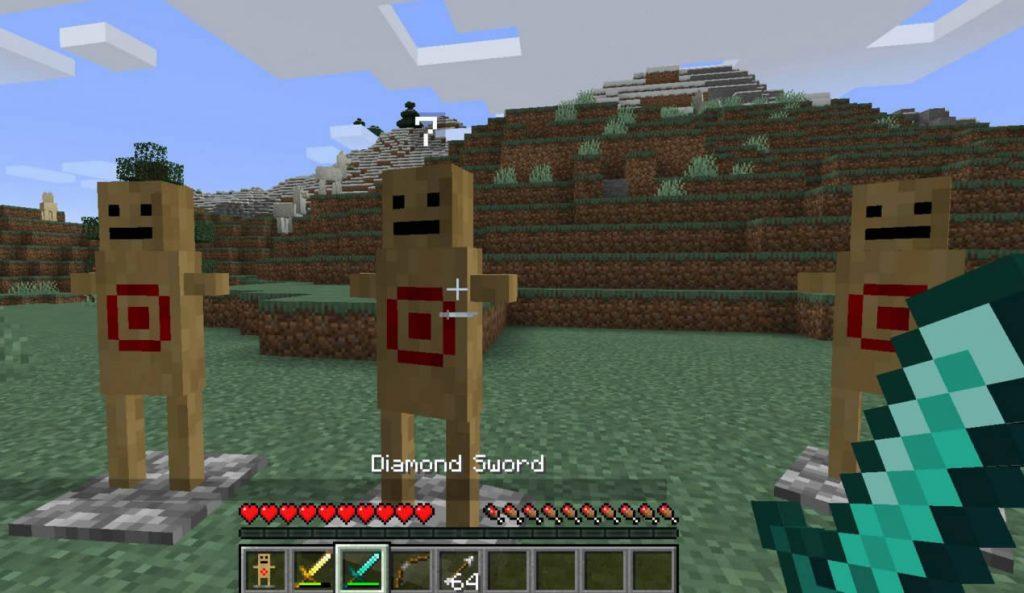 Target Dummy Mod Screenshot 2