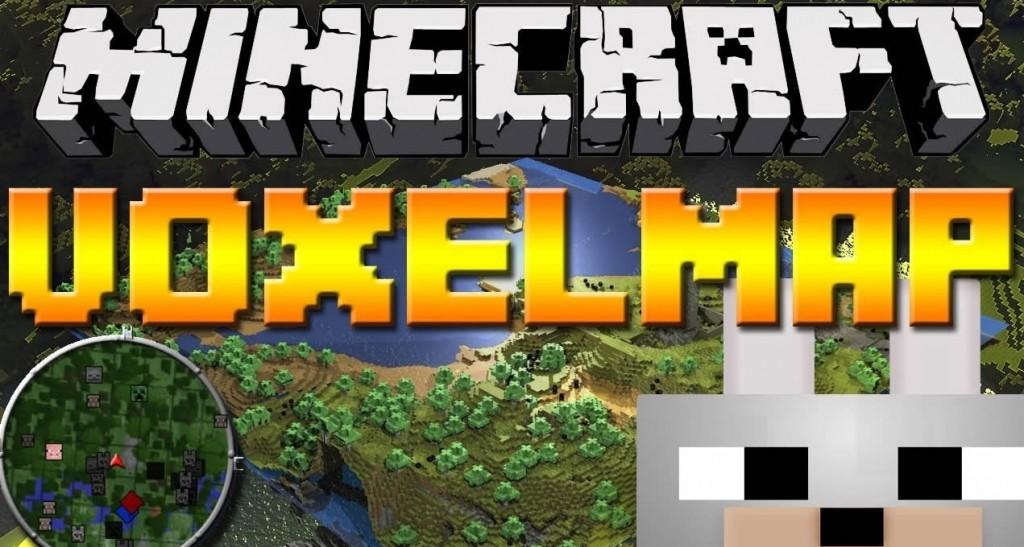 VoxelMap Mod for Minecraft 1.14.4/1.10.2 (Minimap)