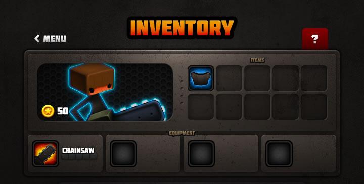 Chainsaw Slasher Game Screenshot 2