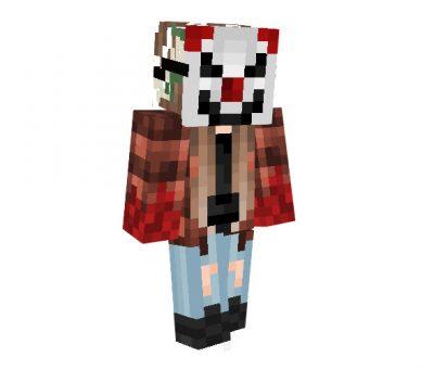 DeathOfChocolate Minecraft Skin 64x64