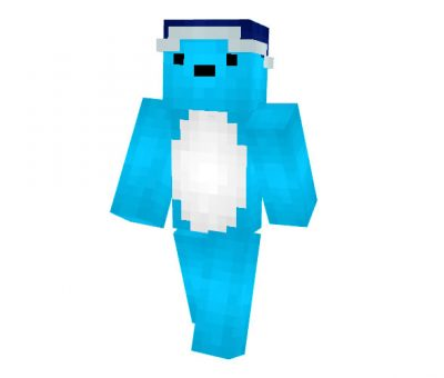 MagicPillow Christmas Skin for Minecraft