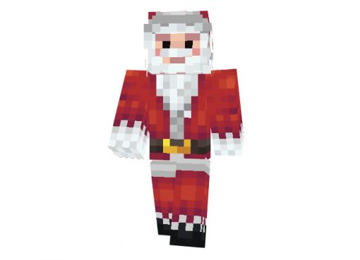 Santa Claus Christmas skin