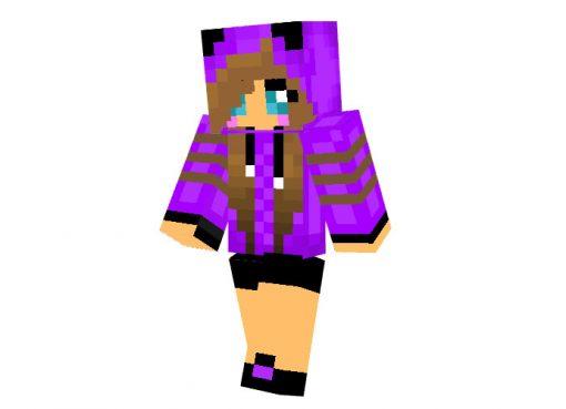 SnipeyyXoXo Minecraft Skin for Girls 64x64