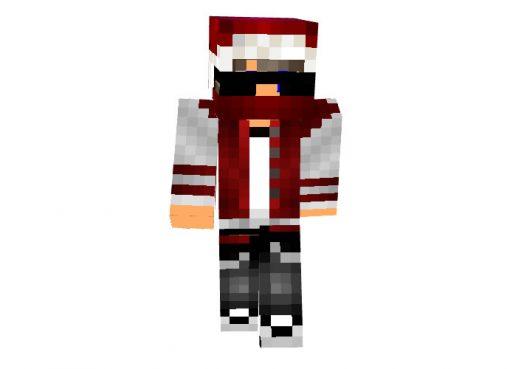Antonio_Play Minecraft Christmas Skin