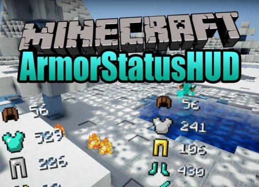 ArmorStatusHUD Mod