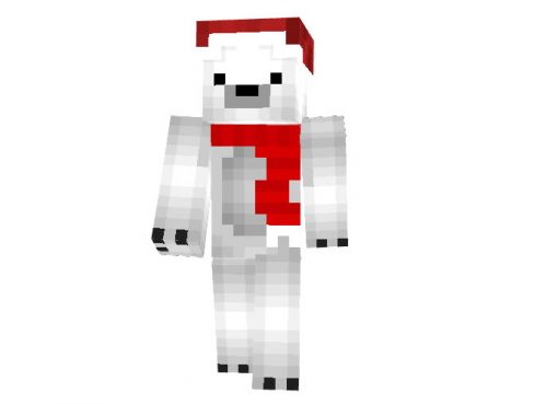 BUTTERBOY_ Minecraft Christmas Skin