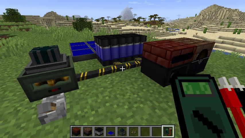Blue Power Mod Screenshot 3