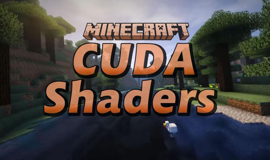 CUDA Shaders