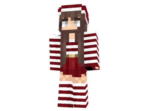CandiBar_ Christmas Skin for Minecraft
