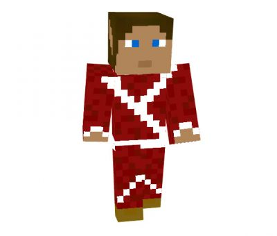 Elf - Christmas Skin for Minecraft