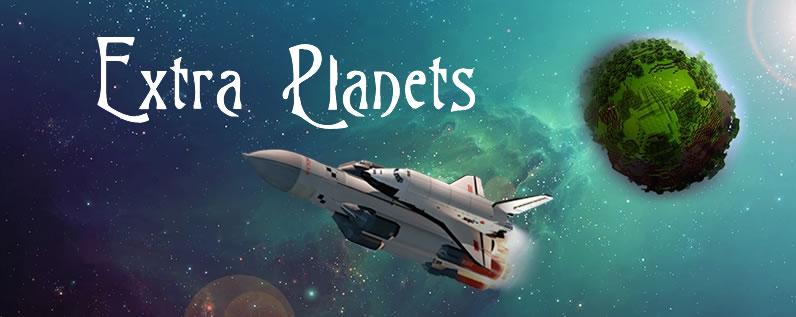 ExtraPlanets Mod