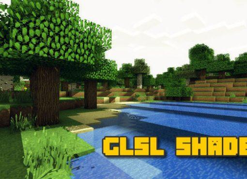 GLSL Shaders Mod for Minecraft