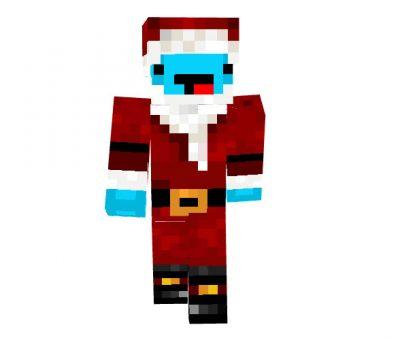 GameratAM - Christmas skin for Minecraft