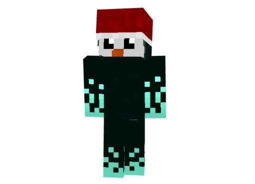 Geduldig - Minecraft Christmas Skin