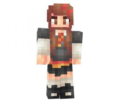 Hermione Granger Skin for Minecraft