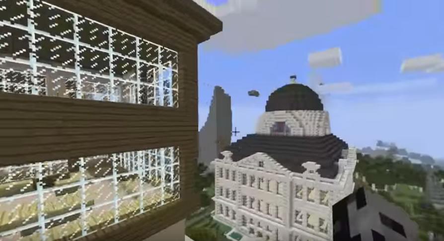 Instant Massive Structures Mod Screenshot 2