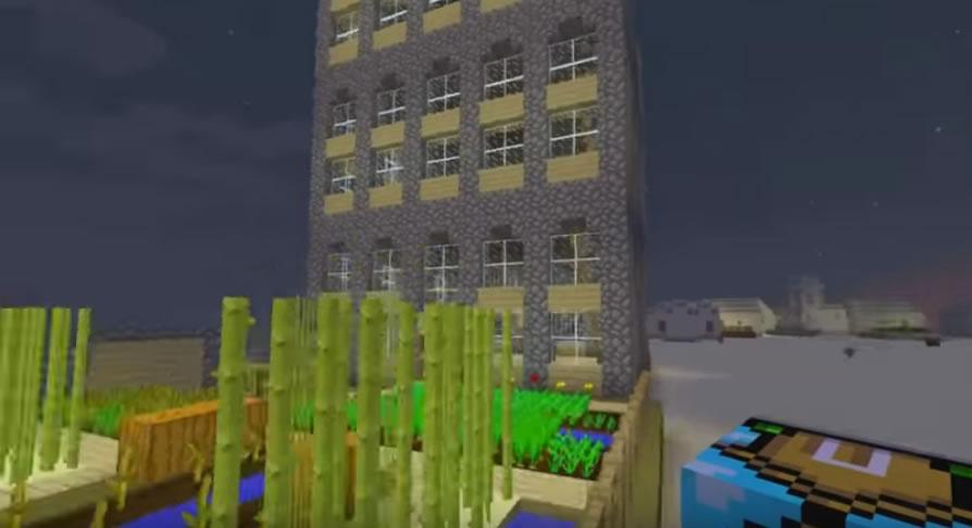 Instant Massive Structures Mod Screenshot 5