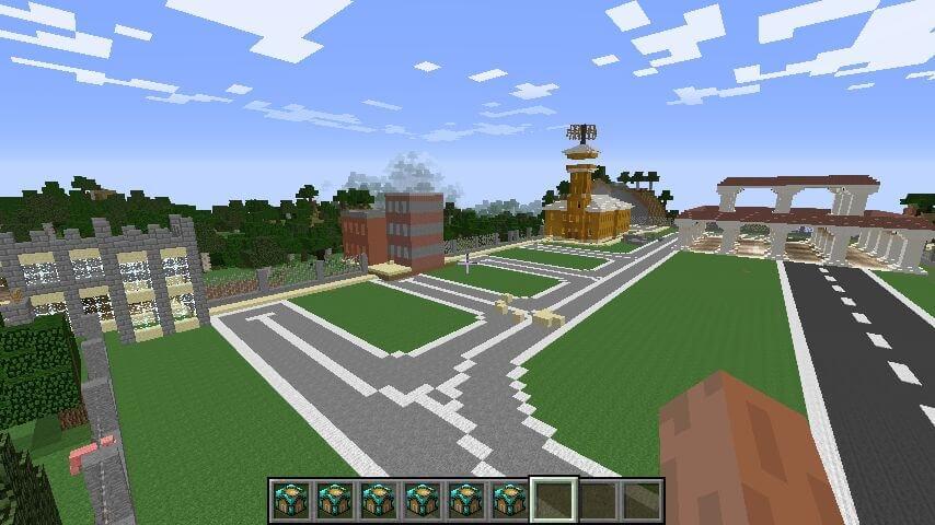 Instant Massive Structures Mod Screenshot