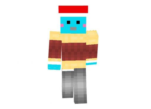 Jaf_ Christmas Skin for Minecraft