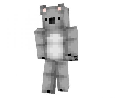 Koala Skin for Minecraft