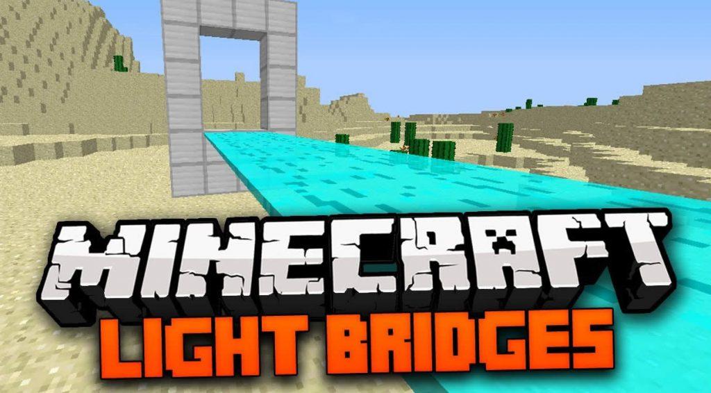 Light Bridges and Doors Mod for Minecraft 1.7.10/1.6.4/1.5.2