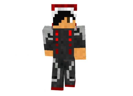 Longey98 Christmas Skin for Minecraft