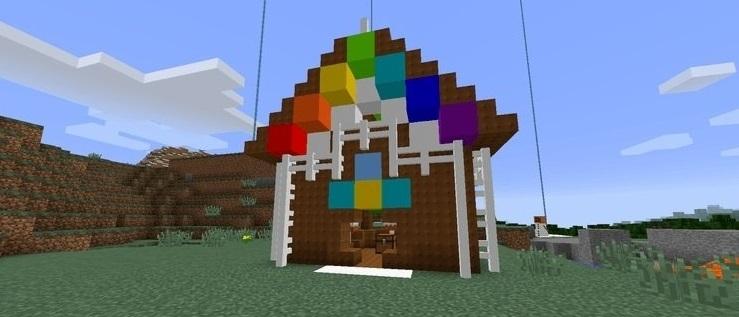 Lucky Block Spiral Mod Screenshot 2