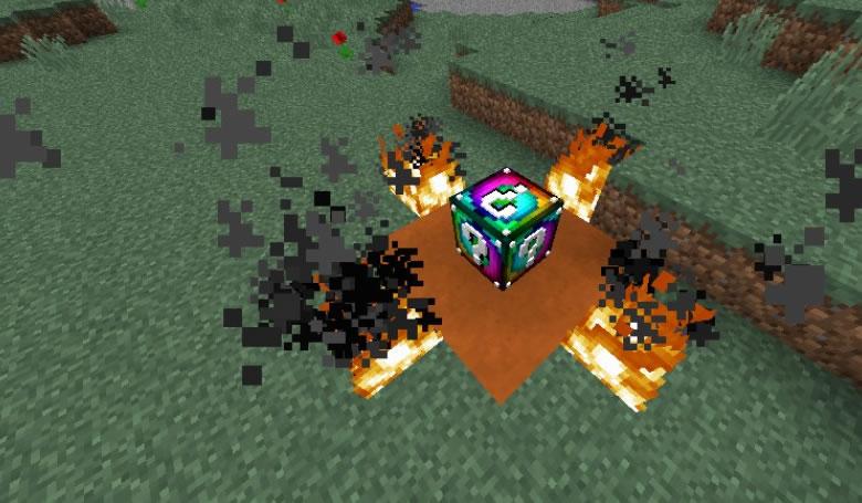 Lucky Block Spiral Mod Screenshot 3