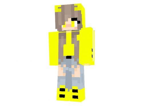 Lyna464 - Minecraft Skin for Girls