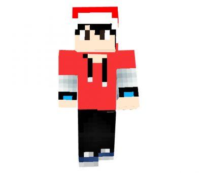 MCAaron19 - Minecraft Christmas Skin