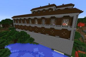 Mansion in the Forest Minecraft 1.12.2 Seed