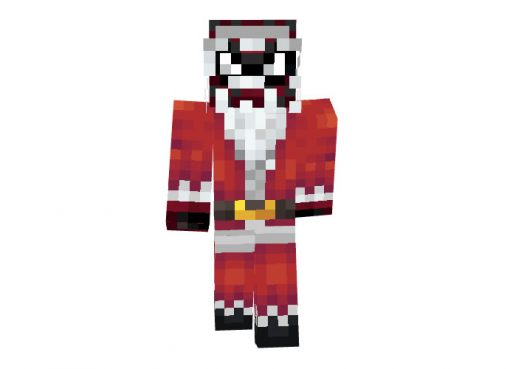 Mattigins Minecraft Christmas Skin