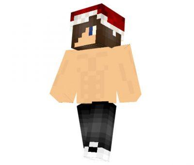 MicheleS - Minecraft Christmas Skin