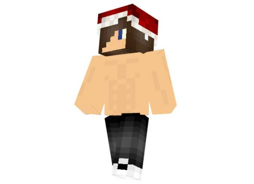 MicheleS - Minecraft Christmas Skin