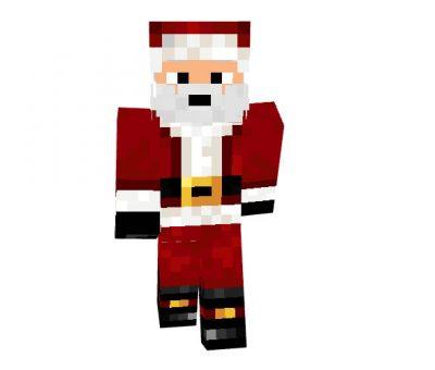Michonn - Minecraft Christmas Skin for Boys