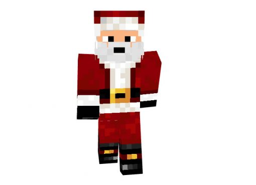 Michonn - Minecraft Christmas Skin for Boys