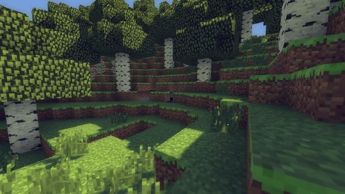 MineCloud Shaders Screenshot 3