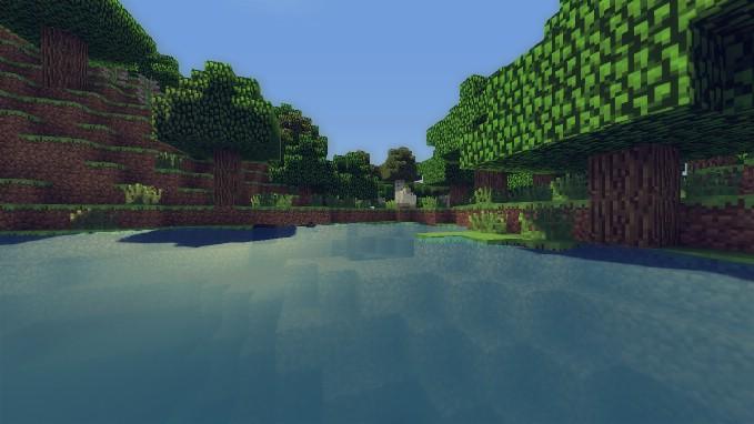 MineCloud Shaders Screenshot 4