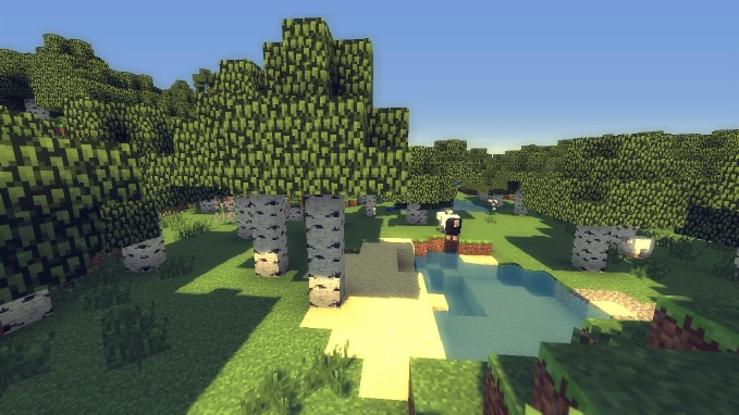 MineCloud Shaders Screenshot 5