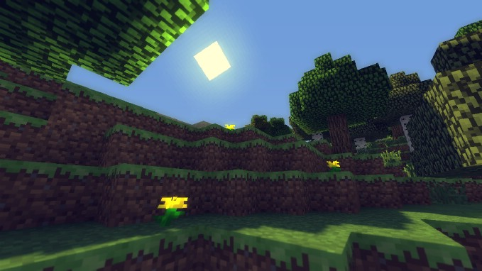 MineCloud Shaders Screenshot 7