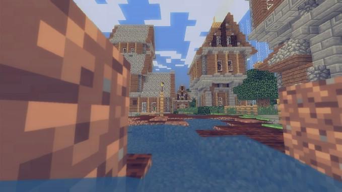 MineCloud Shaders Screenshot