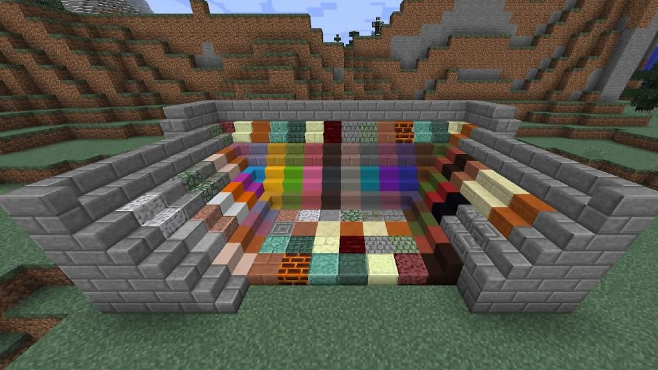 Minecraft Boom Mod Screenshot