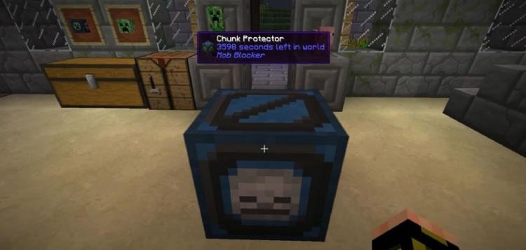 Minecraft Mob Blocker Mod Screenshot 2
