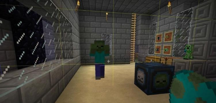 Minecraft Mob Blocker Mod Screenshot 3
