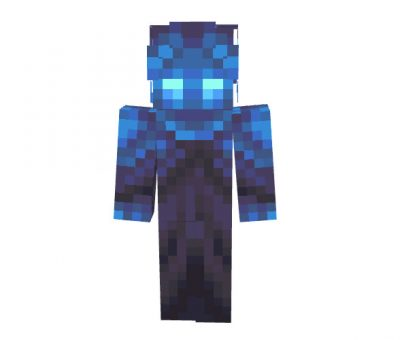 Mistress of the Night Skin for Minecraft