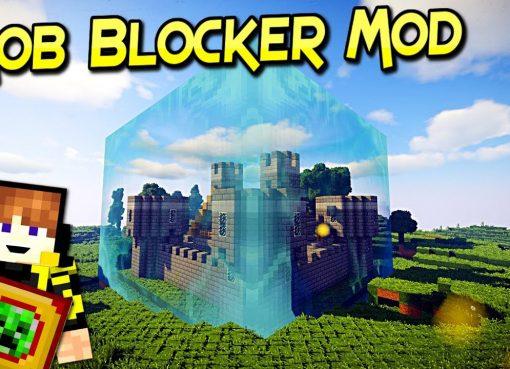 Mob Blocker Mod