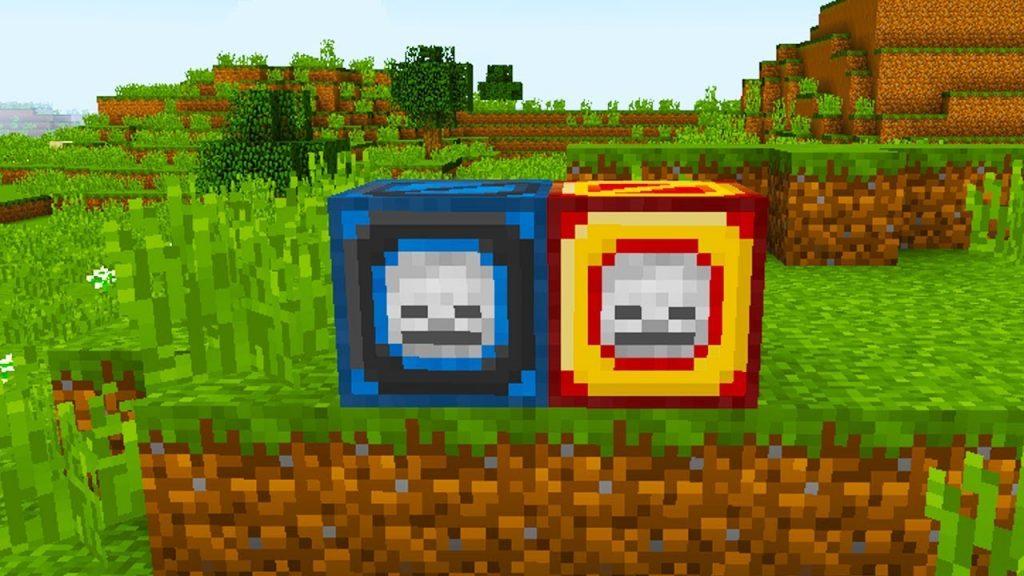 Mob Blocker Mod Screenshot