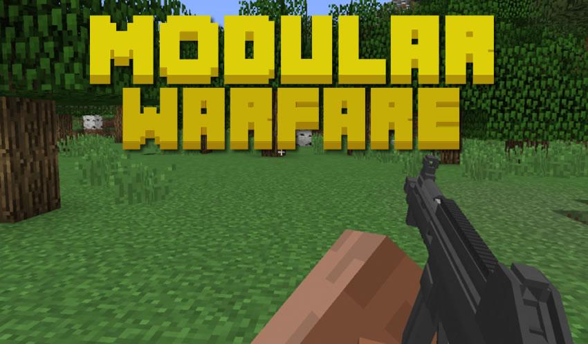 ModularWarfare Mod
